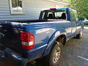 parting out a 2007 ranger 4x4 and a 2008 mazda 4x4