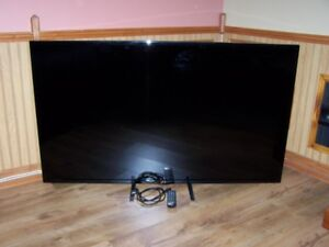 LG 60 in TV for sale