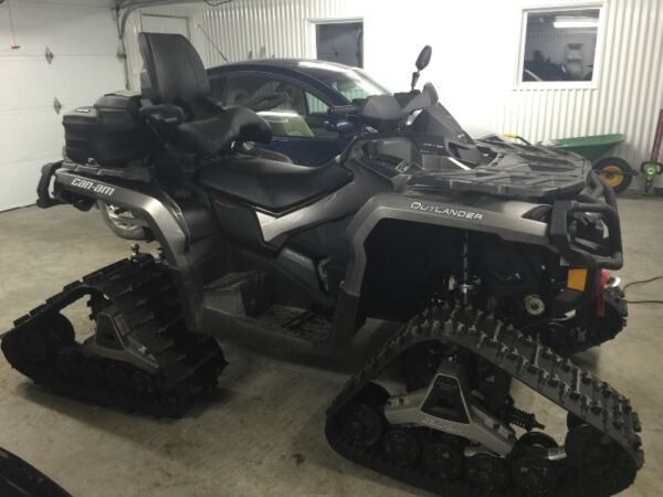 Used 2014 Can-Am Outlander max