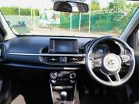 2017 Kia Picanto Kia Picanto 1.25 3 5dr Hatchback Petrol Manual