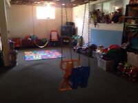 Spots available for childcare in Hampton