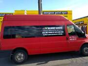 two men and truck furniture removalist ebay gumtree pickups truck Hawthorn Boroondara Area Preview