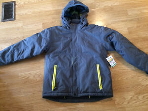 Winter coats and snowpants size 10/12 and 14/16