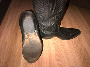 Leather Cowboy Boots Stratford Kitchener Area image 3