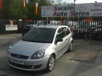2008 FORD FIESTA STYLE 1.2L ONLY 62,601 MILES, 1 OWNER SINCE NEW