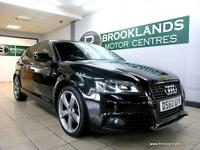 Audi A3 2.0 TDI BLACK EDITION 170 [5X AUDI SERVICES, LEATHER, HEATED SEATS and B