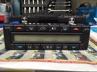 Mercedes Heater control unit