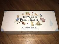 The World of Peter Rabbit Collection by Beatrix Potter