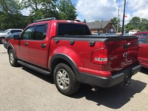 2009 FORD EXPLORER SPORT TRAC XLT * 4WD * MINT CONDITION London Ontario image 4