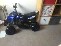 Kids quad swap for Rc or other boys toys