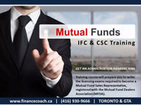 IFC CSC ONLINE Tutoring -100% Pass- Investment Funds in Canada