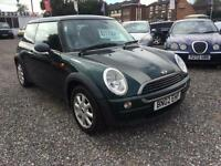 2002 MINI HATCHBACK 1.6 One LOW INSURANCE V CLEAN