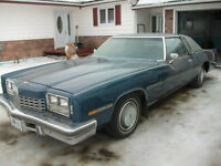 1977 Oldsmobile Toronado Brotham Coupe (2 door)