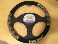 angry bird steer wheel cover