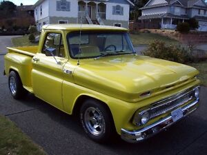 1965 Chev C10 Shortbox Stepside