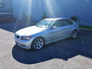 Bmw 335i , luxry package