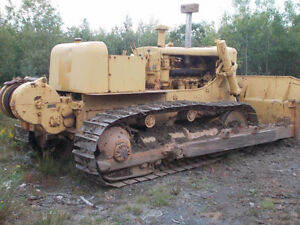 Allis Chalmers HD11 Bulldozer Solid old machine $10,000 or possi