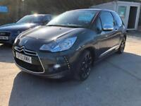Citroen DS3 1.6 THP ( 155bhp ) DSport Plus