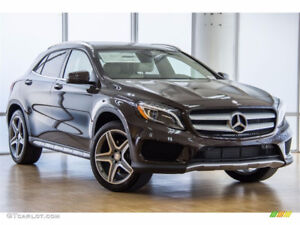 2016 Mercedes-Benz GLA 250 SUV, Crossover with Winter Tire