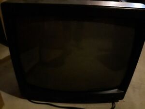 Small T.V. - works great