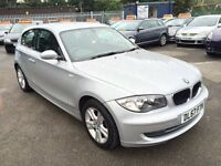 BMW 2.0 118D SE 6 SPEED 3 DOOR 2008 / 1 OWNER / FULL SERVICE HISTORY / 12 MONTH MOT / HPI CLEAR