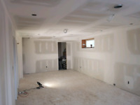 Professional Drywall Finishing (Taper/Mudder)