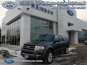 2017 Ford Expedition Max Limited  - Certified