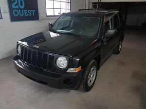 Jeep Patriot 4WD 4dr 2010