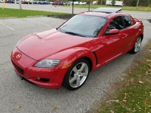!! 2005 MAZDA RX 8**REDUCED FOR QUICK SALE ONLY! MINT CONDITION!