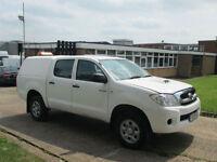 2011 11-REG Toyota HILUX 2.5D-4D 4WD HL2. FACELIFT. DOUBLE CAB PICK UP. PX POSS