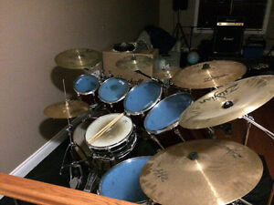 Yamaha Stage Custom 8pc Acoustic Kit trade for Electric Kit