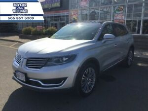 2016 Lincoln MKX Reserve  Panoramic Roof,Premium Audio System,Ke