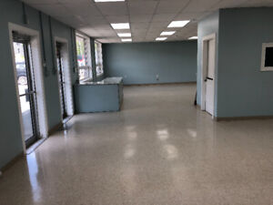 Great location and Great Space for lease