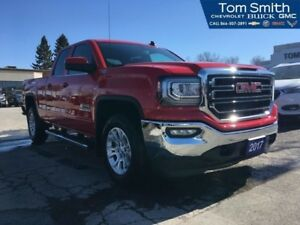 2017 GMC Sierra 1500 SLE  -  Bluetooth - Low Mileage