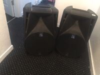 X2 DB speakers