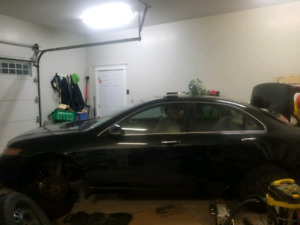 Parting out 2004 acura tsx
