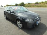 AUDI A3 SE DIESEL MANUAL 5 DOOR NEW CLUTCH AND TURBO