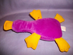 Brand new with tags TY Beanie Babies Patti Platypus plush toy London Ontario image 3