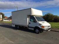 IVECO DAILY LUTON BOX BODY 2000 x