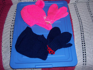 knitted hat sets