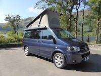 Vw California self drive holiday campervan nc500 genuine factory camper not a conversion