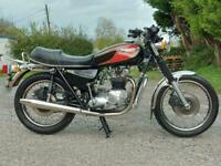 TRIUMPH HARRIS TIGER TR7V 750, STUNNING RARE CLASSIC.*SOLD*SIMILAR REQUIRED***