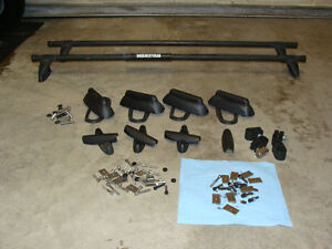 Yakima rack;round bars;control towers;landing pads;accessories
