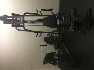 Parabody GS4 with leg press