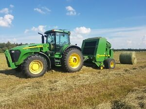 1400 Round Hay Bales & Silage Bales