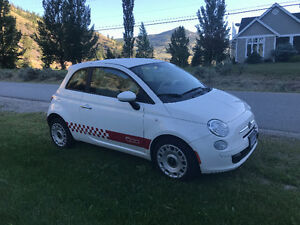 2013 Fiat 500 – Perfect small hatchback