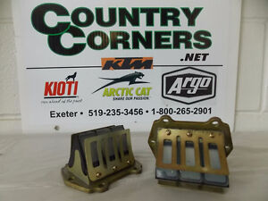USED Arctic Cat ZR ZL 600 500 Carb EFI 98 99 2000 Reeds AND Cage