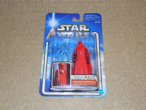 STAR WARS, ATTACK OF THE CLONES, ROYAL GUARD, ACTION FIGURE 2002