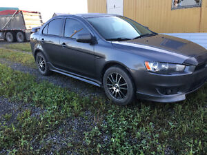 2009 Mitsubishi Lancer Sedan 2500 firm!!!