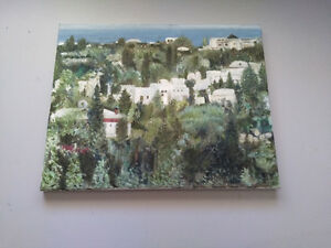 Paysage tunésien
